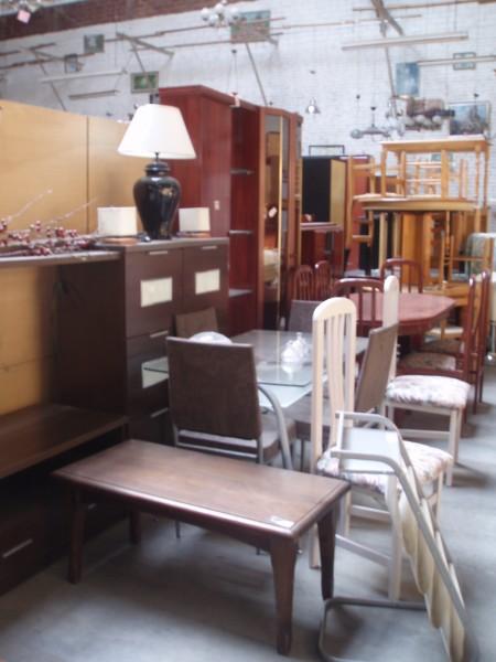 Compraventa de muebles usados y de ocasión - Mudanzas Reus Tarragona - Nacion...